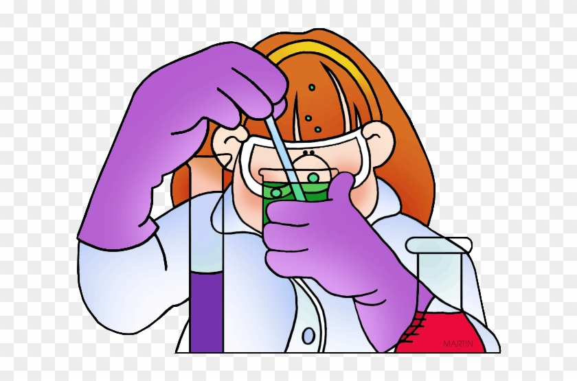 Image Of Chemistry Clipart 0 Chemistry Lab Clip Art - Mixture Clip Art #25416