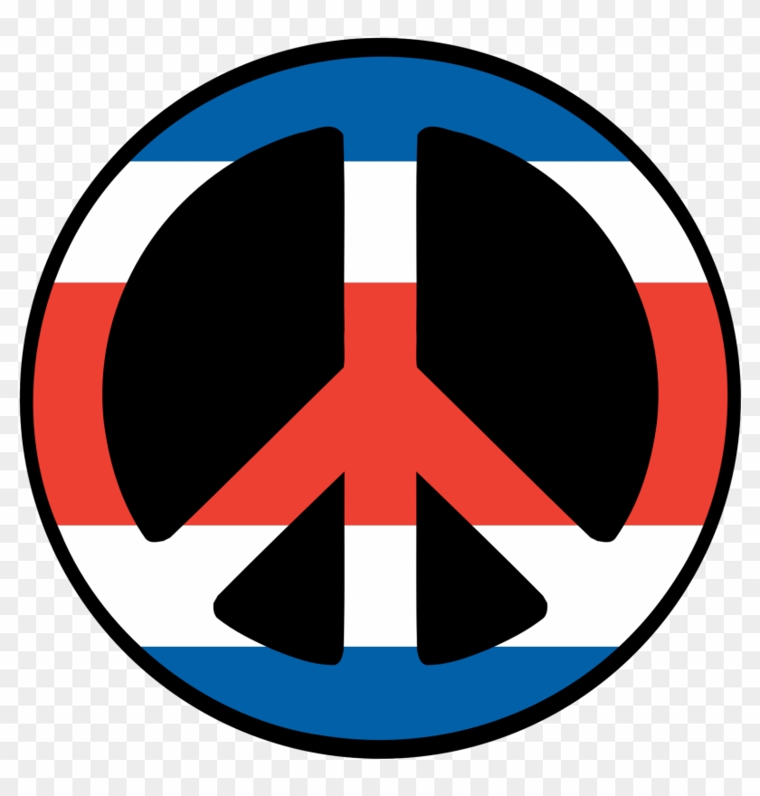 Peace Signs Clip Art - Peace In Costa Rica #25478