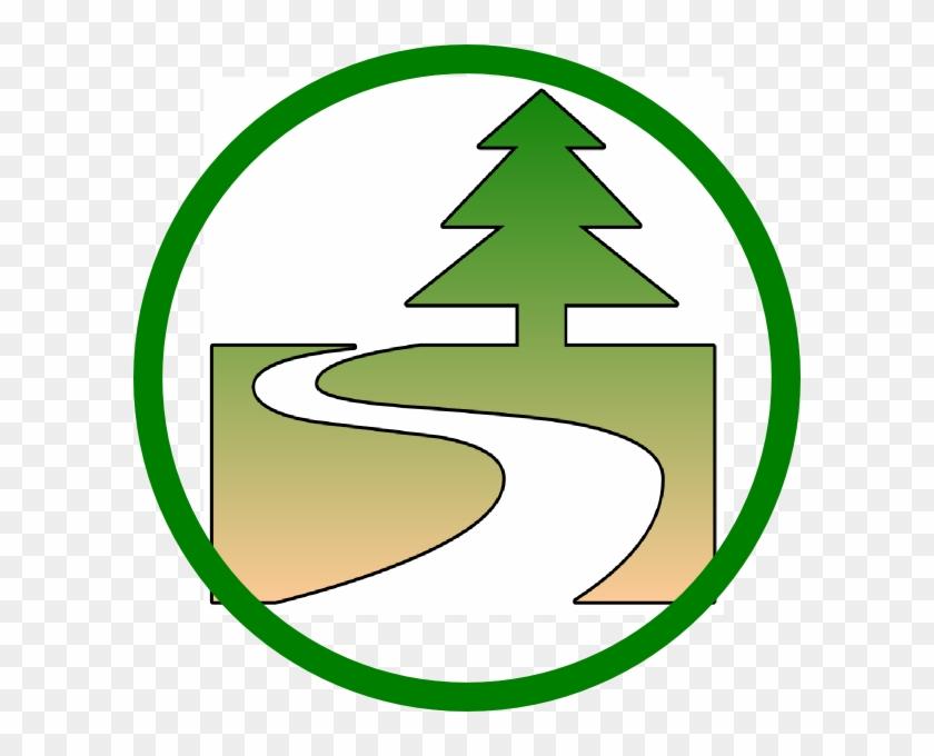 Sign Clipart Trail - Walking Trails Clip Art #25515