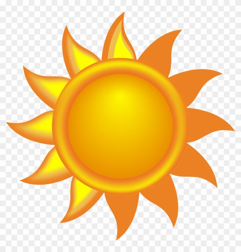 Decorative Sun Png Clip Arts - Sun Clipart #25552