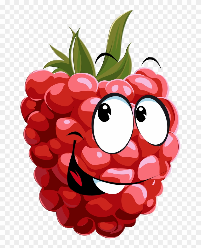 Funny Fruit 11 - Cartoon Fruits Png #25618