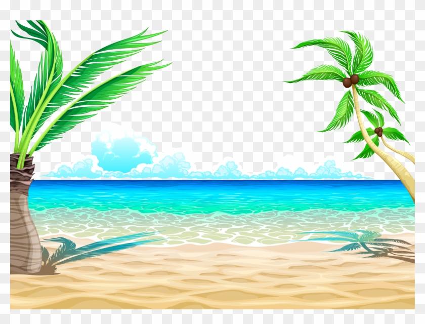 Beach Photography Clip Art - Beach Photography Clip Art #25791