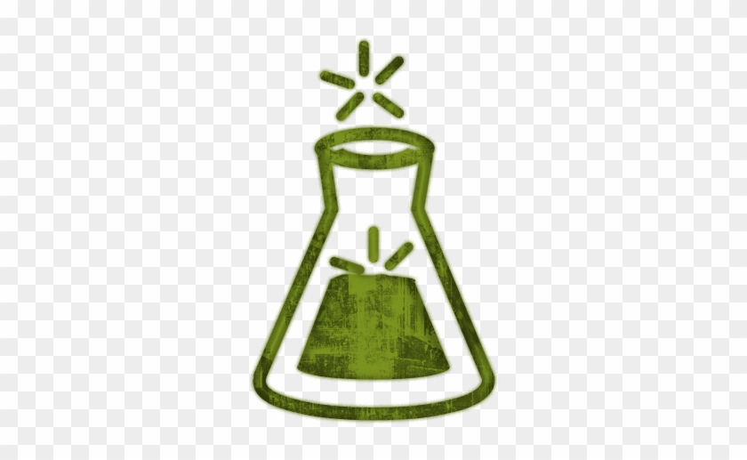 Science Potion Clipart - Green Chemistry Clip Art #25619