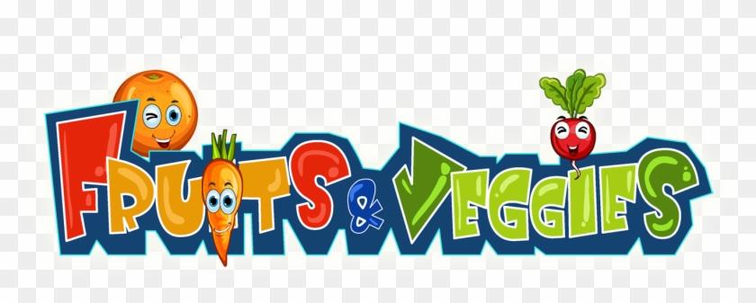 Let's Make Little Ones Love Fruits Vegetables - Logo For Fruits And Vegetables #25645