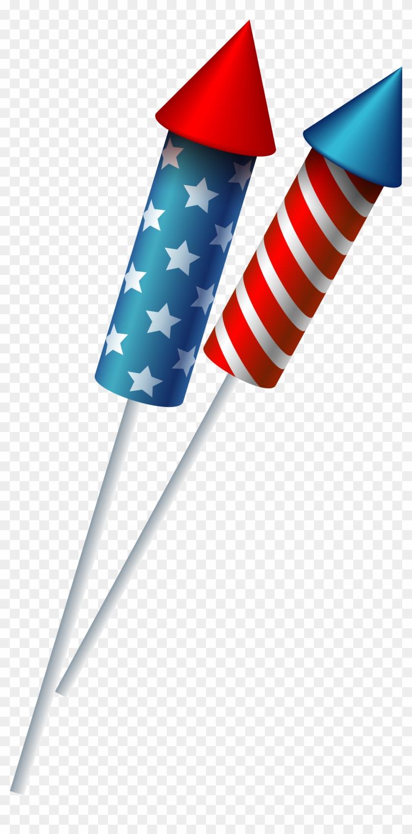 Usa Fireworks Png #25675