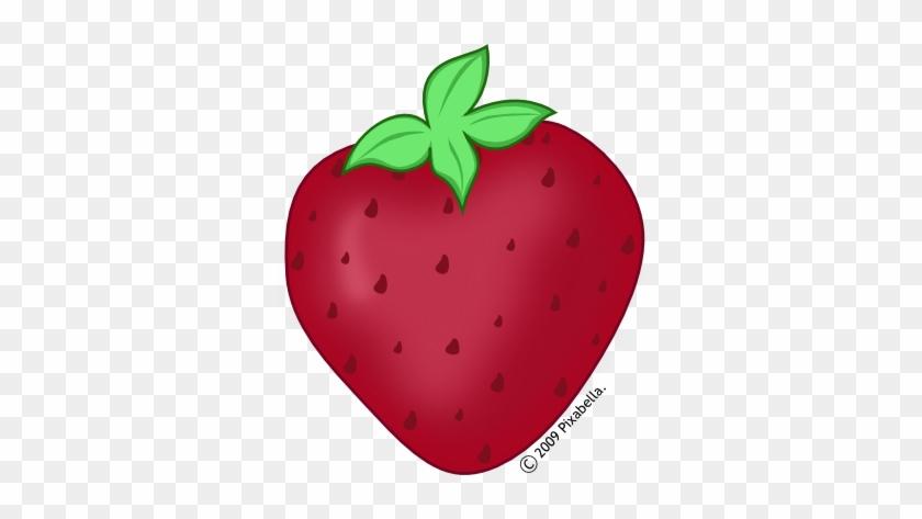 Strawberry Clip Art - Strawberry Shortcake Strawberry Clipart #25737