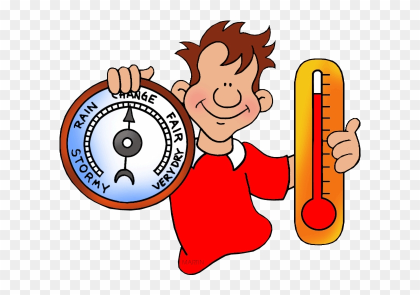 Barometer And Thermometer - Grade 1 Worksheets On Weather Instruments #25766