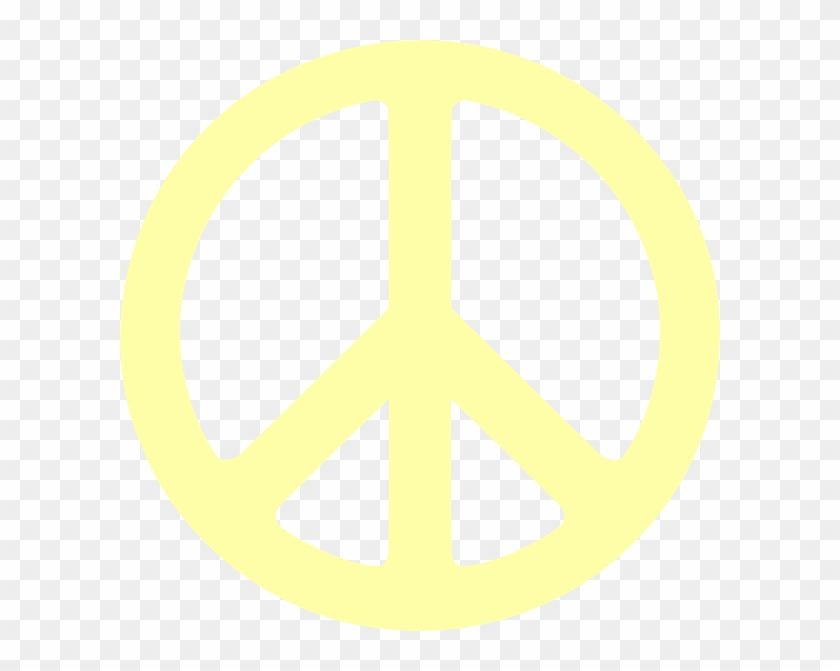 Peace Sign Clip Art Images Clipart - Peace Sign High Res #25769