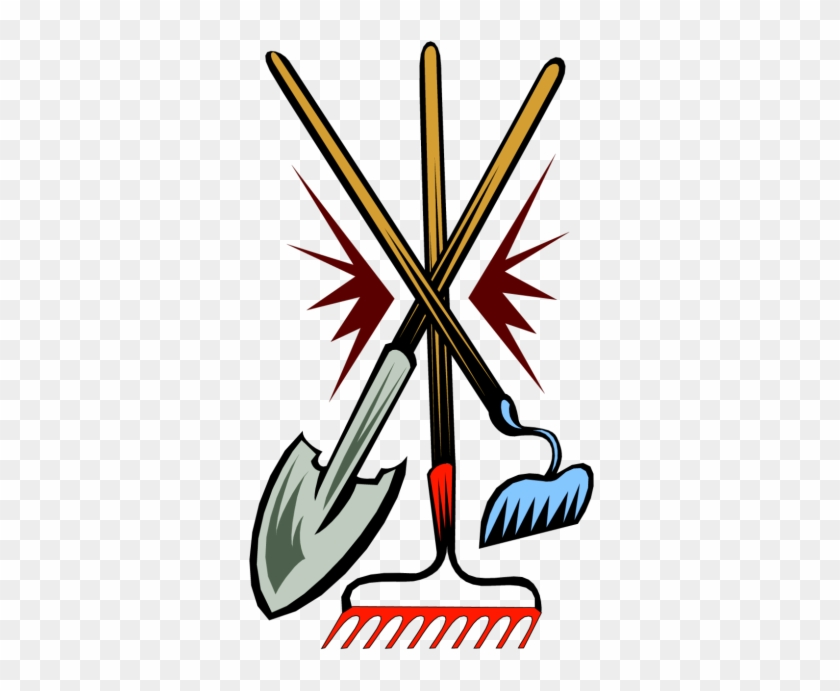 Help Out Our Staff On A Clipart Panda Free Images - Yard Work Clip Art #25779