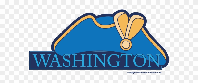 Click To Save Image - George Washington Hat Clipart #25782