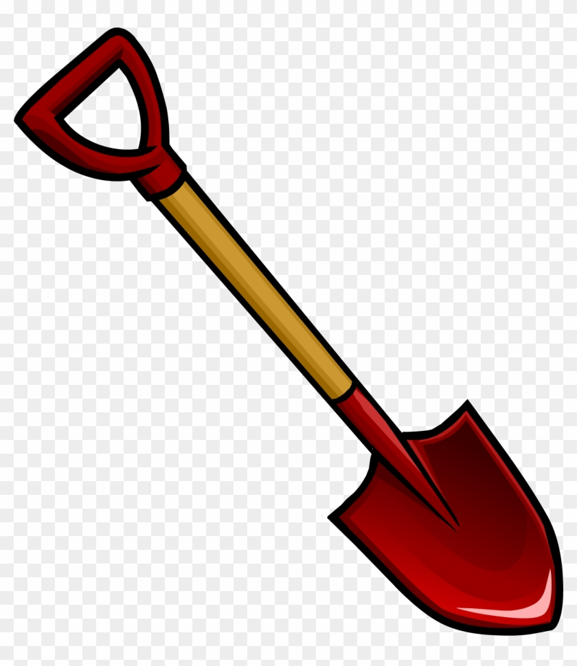 Shovel Cliparts - Clipart Shovel #25807