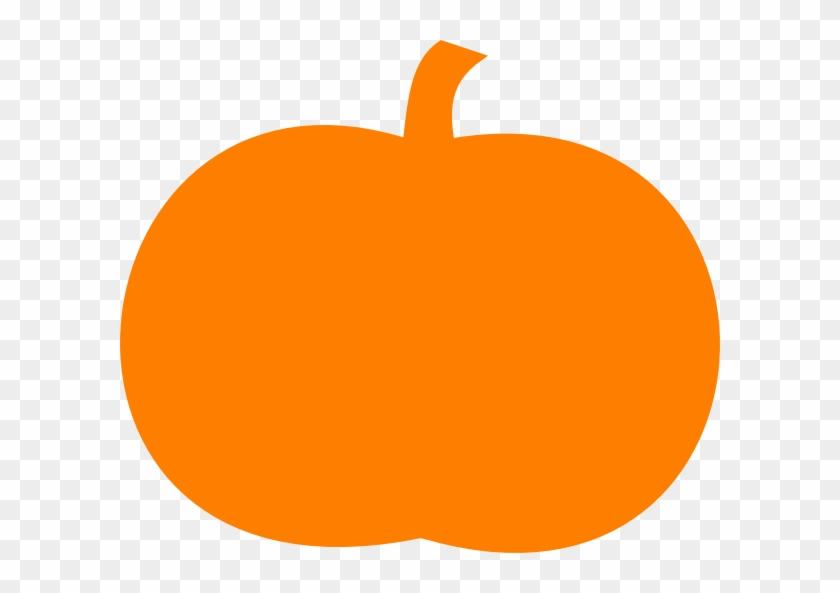 Halloween Pumpkin Clipart 2 Image - Pumpkin Clip Art #25834