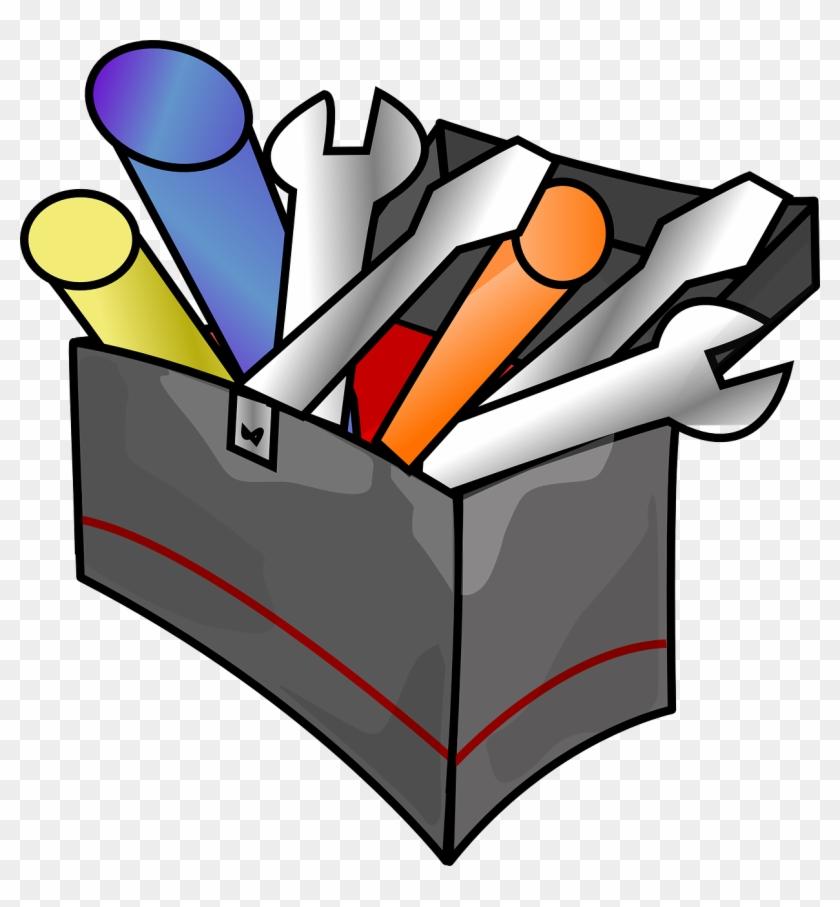 Teacher Toolbox Clipart Wwwimgkidcom The Image Kid - Reading Strategies Toolbox #25854