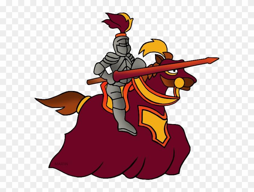 Knight - Knights Clip Art Transparent #25927