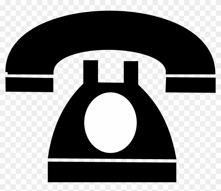 Phone Sign Free Clip Art - Phone Sign #25940