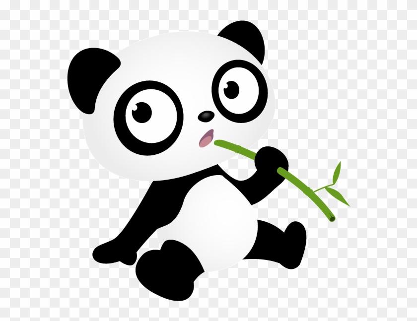 Panda Clipart Transparent Background - Kim Names #25956