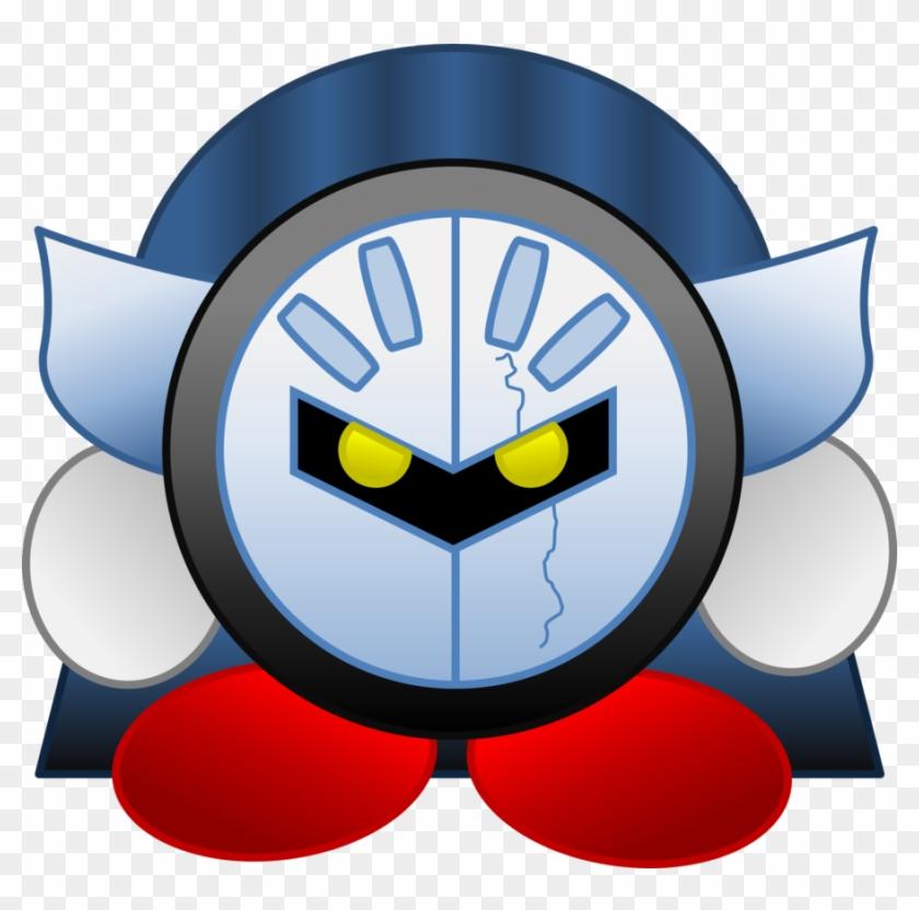 Dark Meta Knight By Supersonix07 - Meta Knight #25970