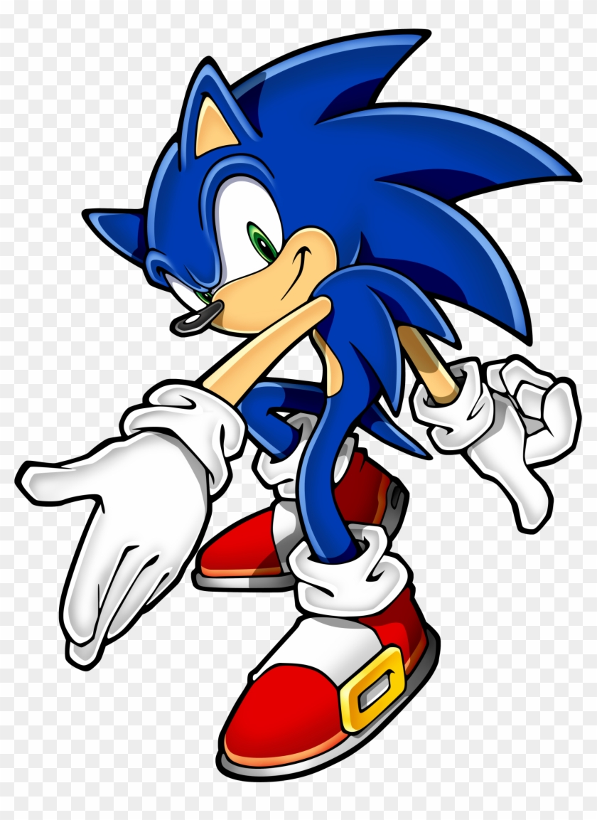 Sonic The Hedgehog Clipart Asset Sonic The Hedgehog Characters Free Transparent Png Clipart Images Download