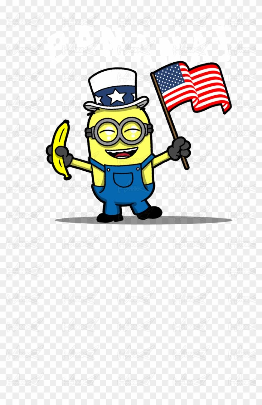 Patriotic Minion - Patriotic Minion #26082