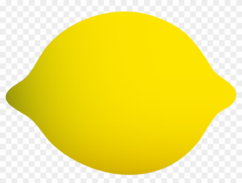 Lemon Clip Art Free Free Clipart Images - Yellow Paint Circle Png #26090