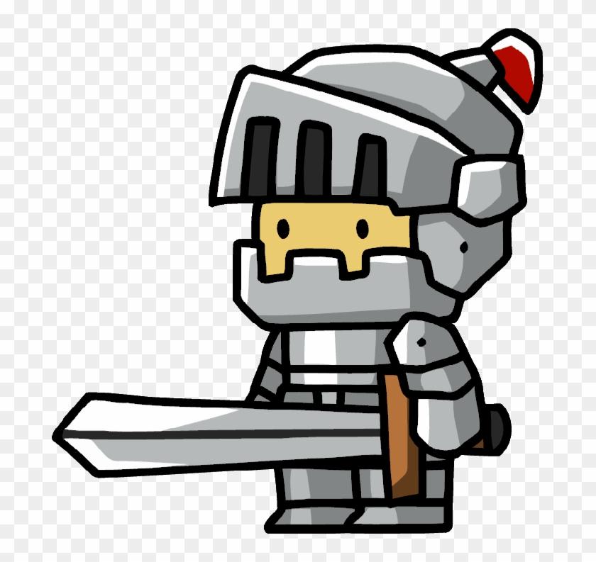 Knight - Scribblenauts Knight #26169
