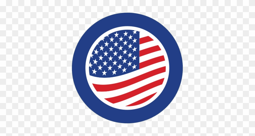 Logo - United States Flag Vector #26196