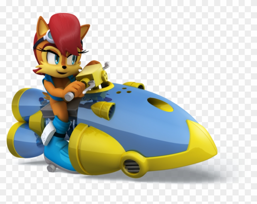 Pictures Of 3d Stars - Sonic All Stars Racing Transformed Mods #26194