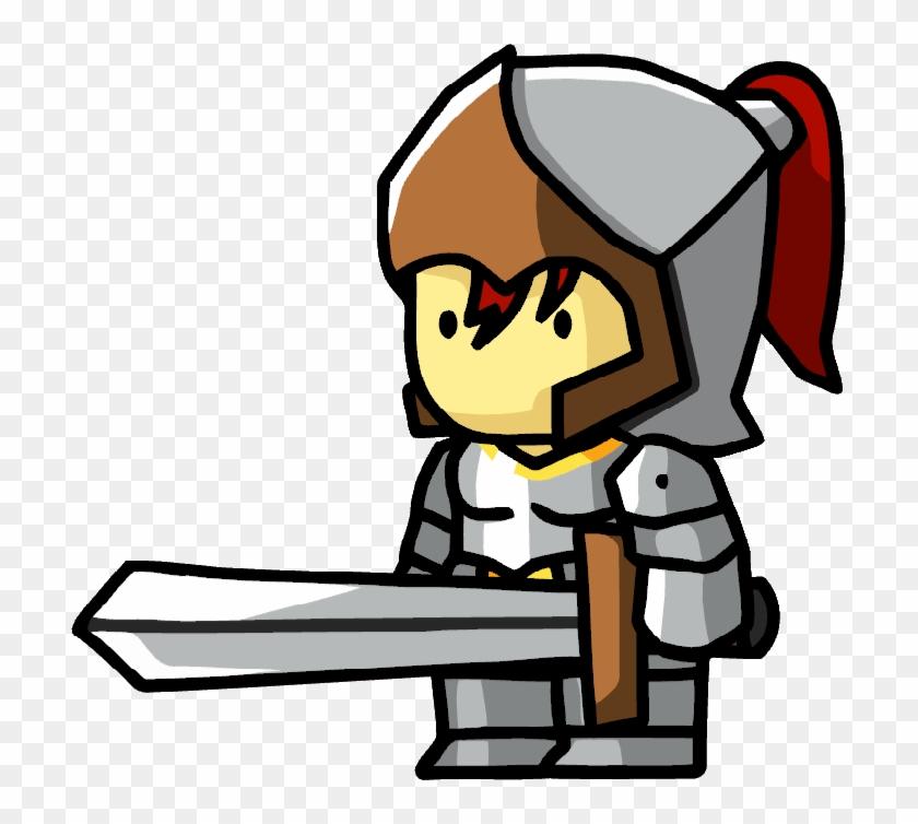 Knight - Cartoon Jousters #26248