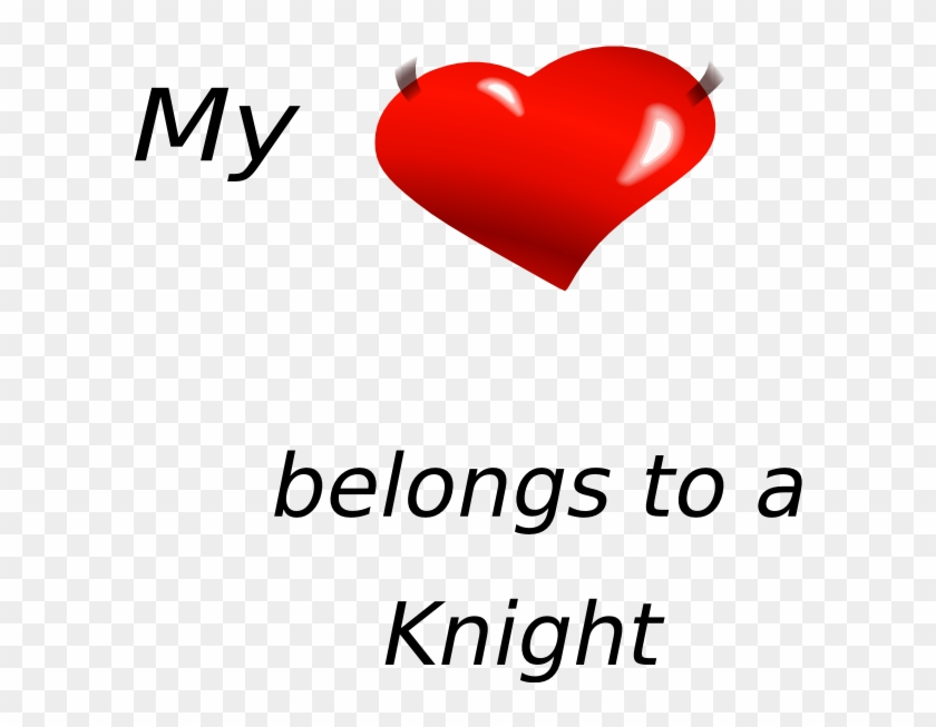 Love You My Knight #26250