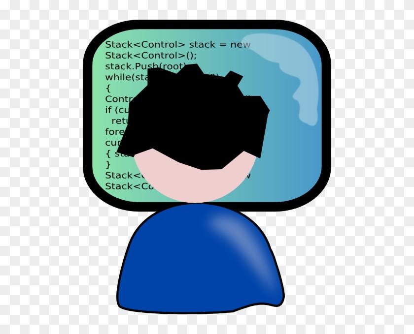 Programmer Clip Art - Programmer Clipart #26309