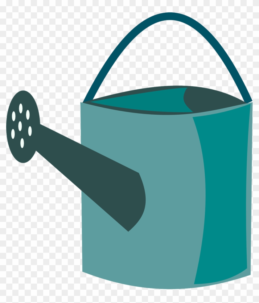 Watering Can Clipart - Watering Can Clipart Png #26306