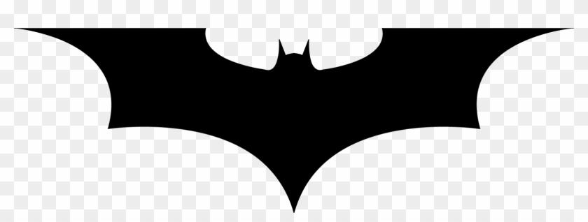 Night Clipart Dark Night - Dark Knight Logo Vector #26342