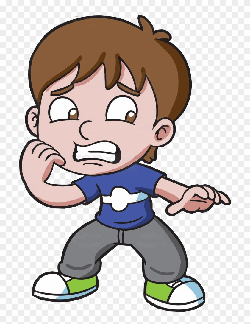 Scared Clipart - Scared Clipart #26377