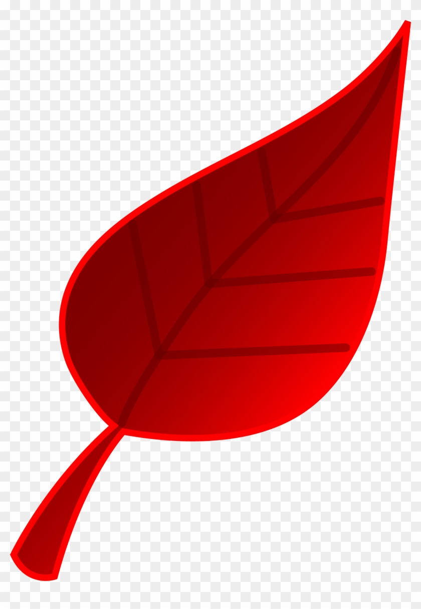 Fall Leaves Border Clipart Free Clipart Images 4 Clipartcow - Red Leaves Clip Art #26433