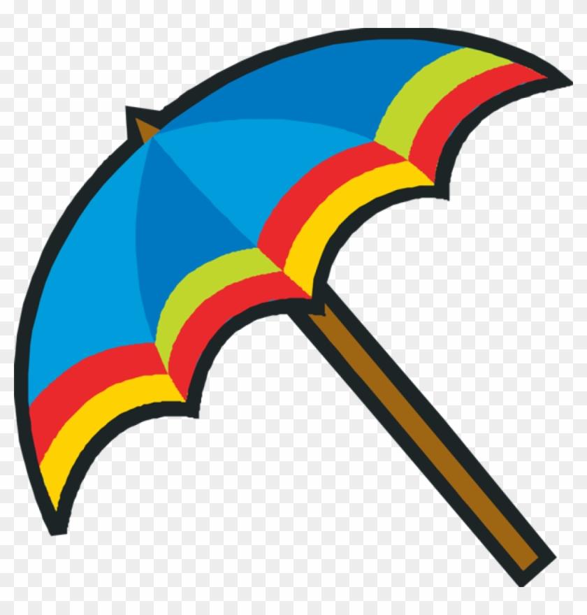 Umbrella Clip Art Free Colorful Umbrella Clip Art Clipart - Sun Umbrella Clip Art #26451