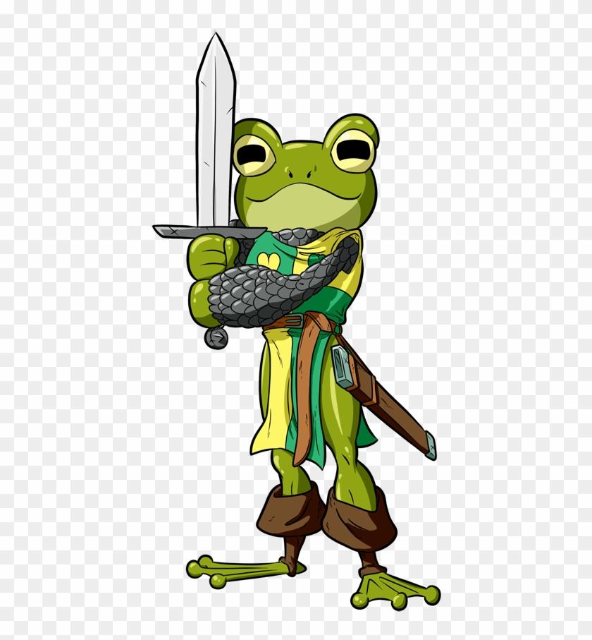 Richard - Frog Knight #26458