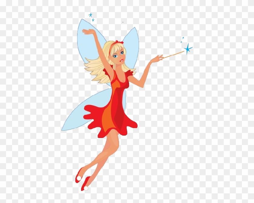 Fairy Clip Art - Fairies Clipart #26475