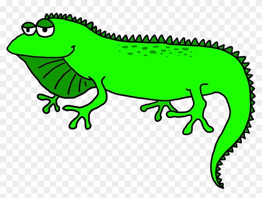 Iguana Clipart Free Images - Clipart Iguana #26519