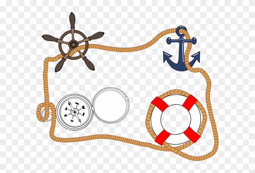 Clip Art Nautical #26518