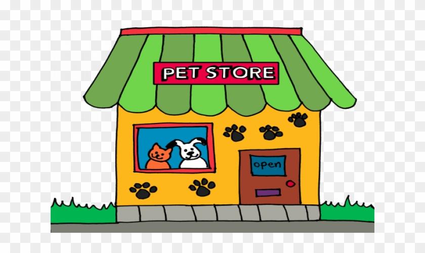 Clipart Ope - - Clip Art Pet Store #26534