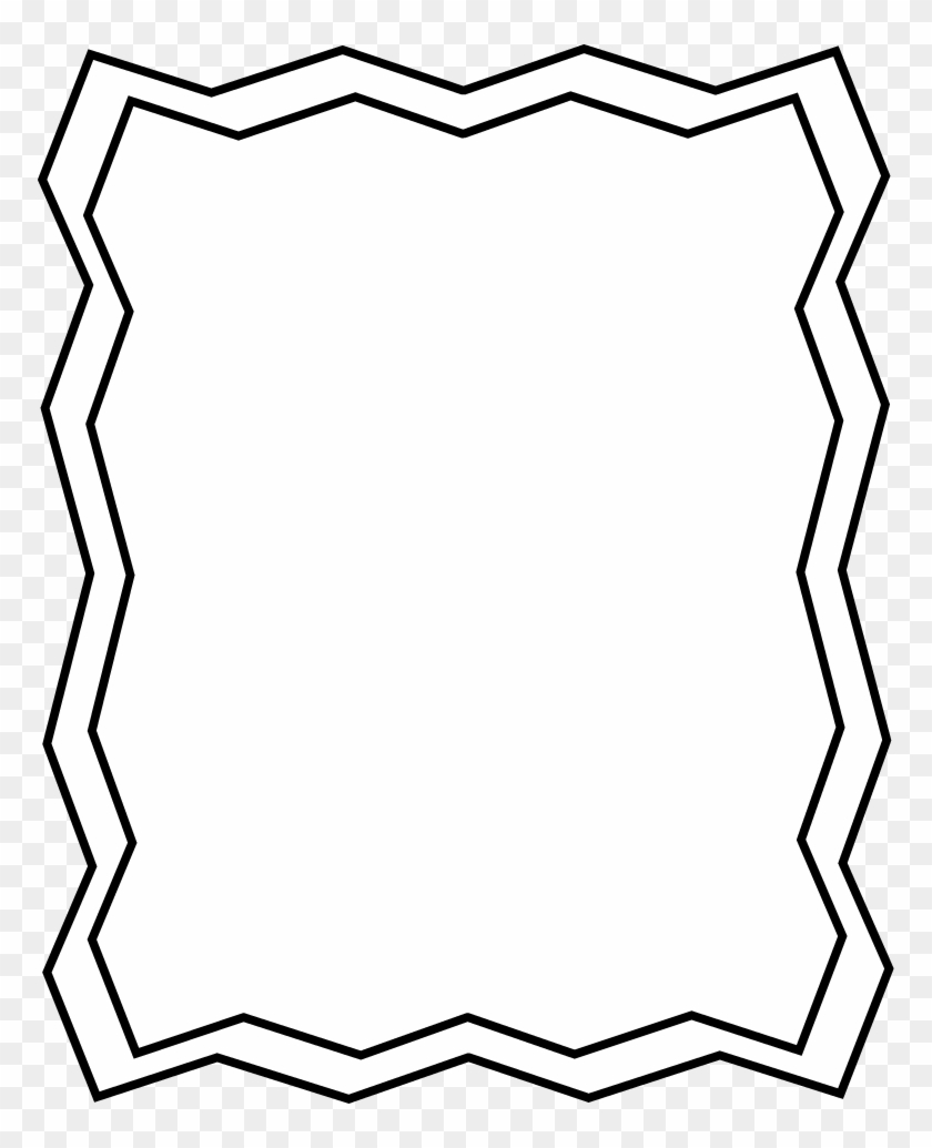 Clipart Black And White Borders Frame