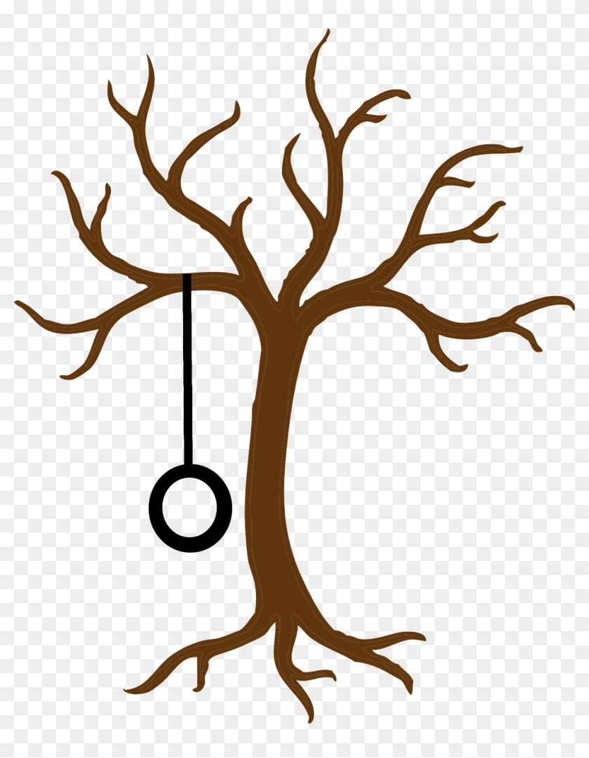 Tree Clipart Black And White #26612