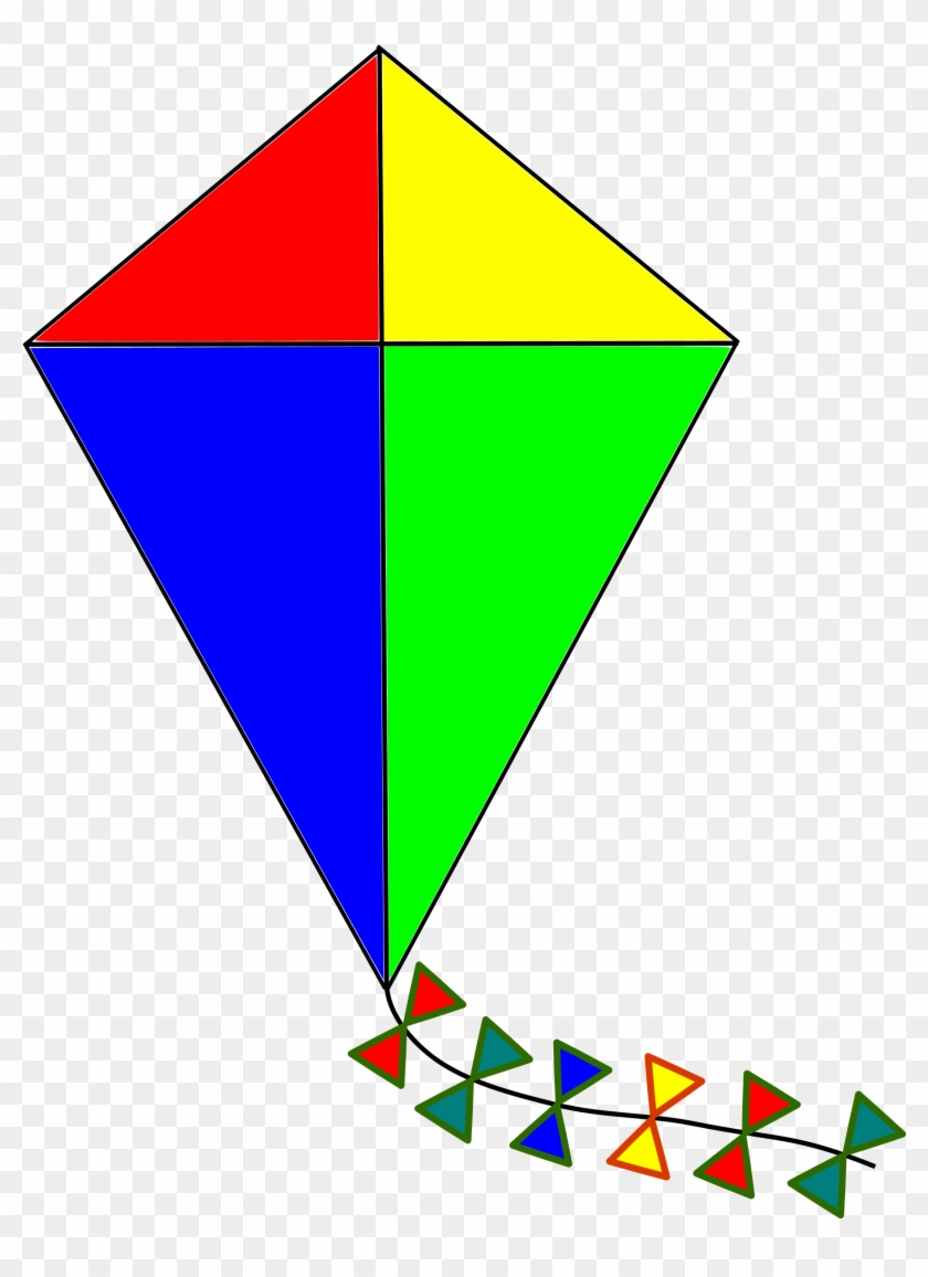 Kite - Kite Clipart #26718