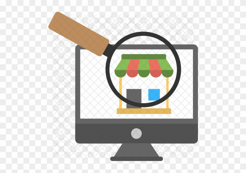 Online Shopping Icon - Online Shopping #27018