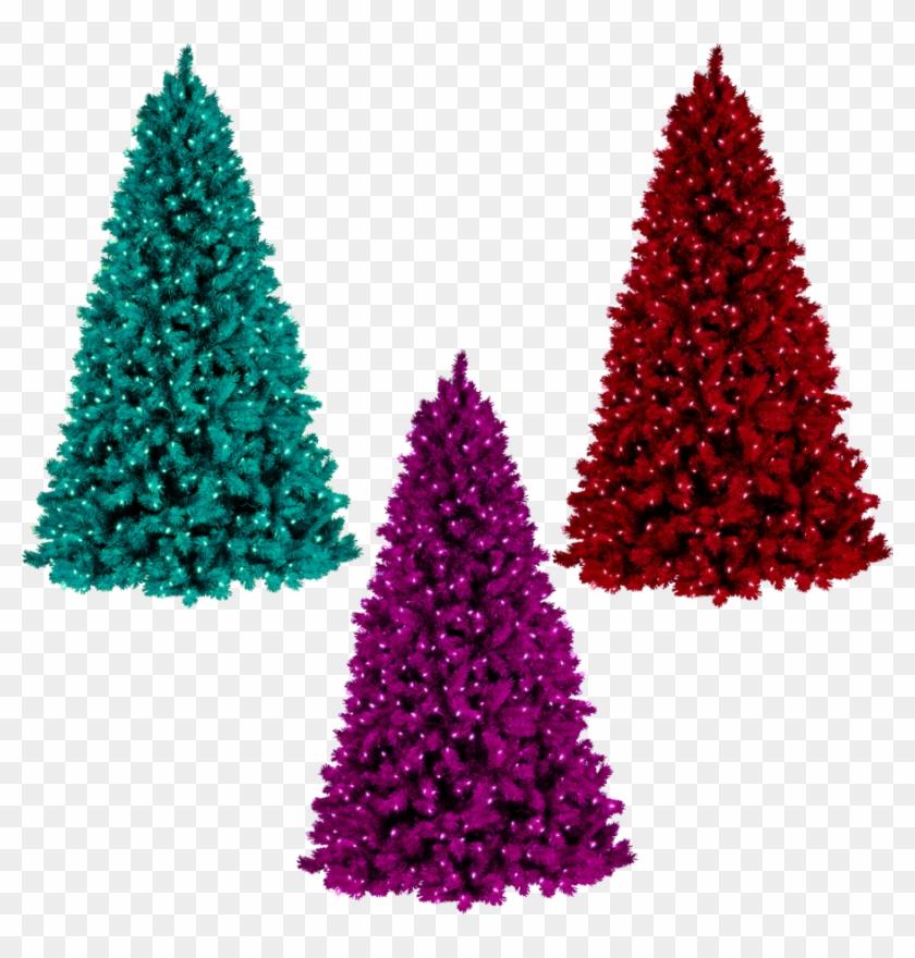 Image - Pink Christmas Tree Png #27020