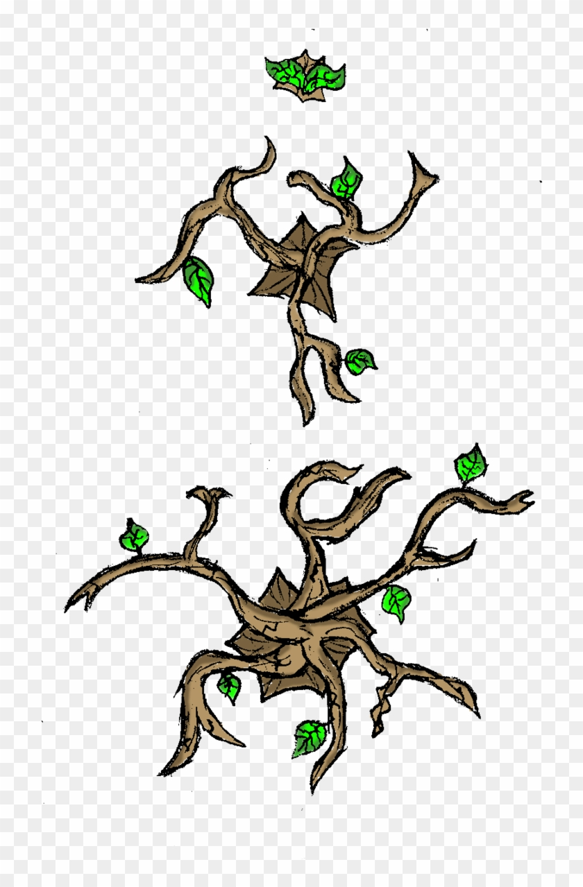Cartoon Dead Tree Clipart Free To Use Clip Art Resource - Drawing #27040