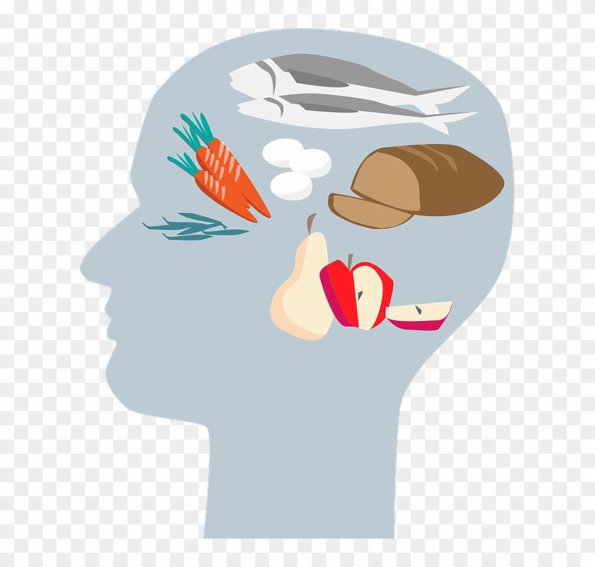 Head, Brain, Nutrition, Mind - Nutrition And The Brain #164234