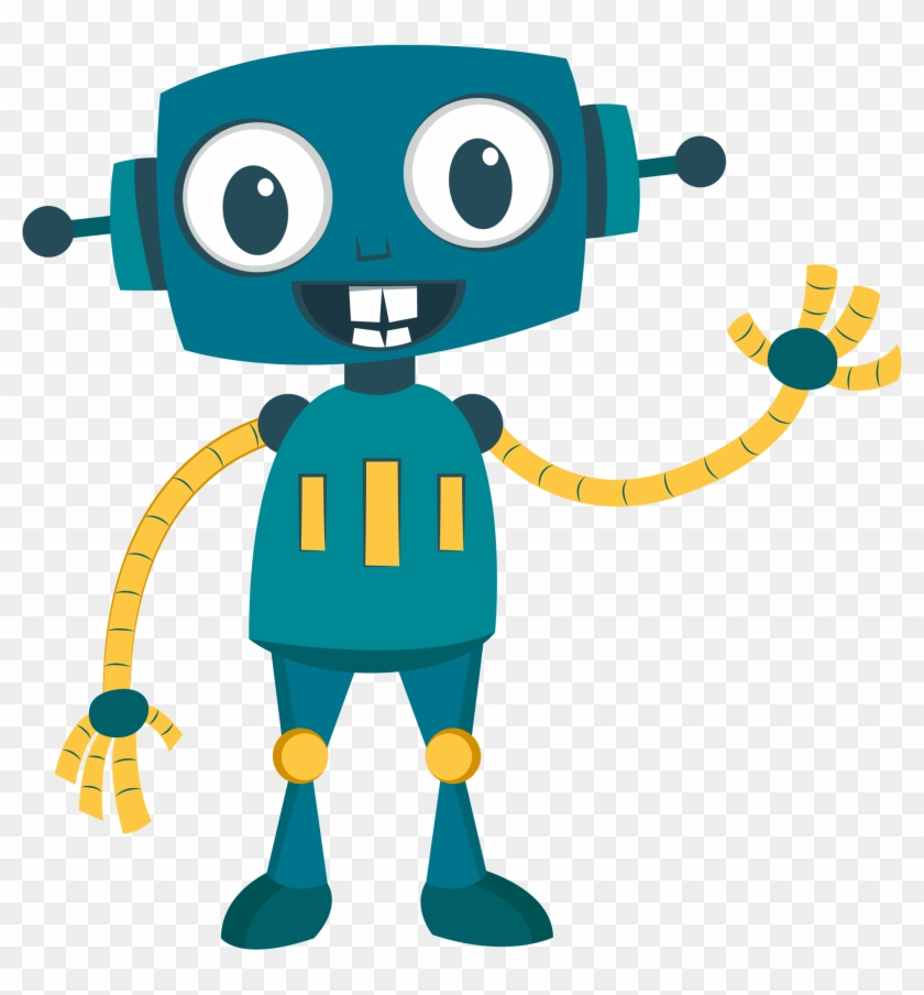 Big Image Robot Clipart Free Transparent Png Clipart Images Download