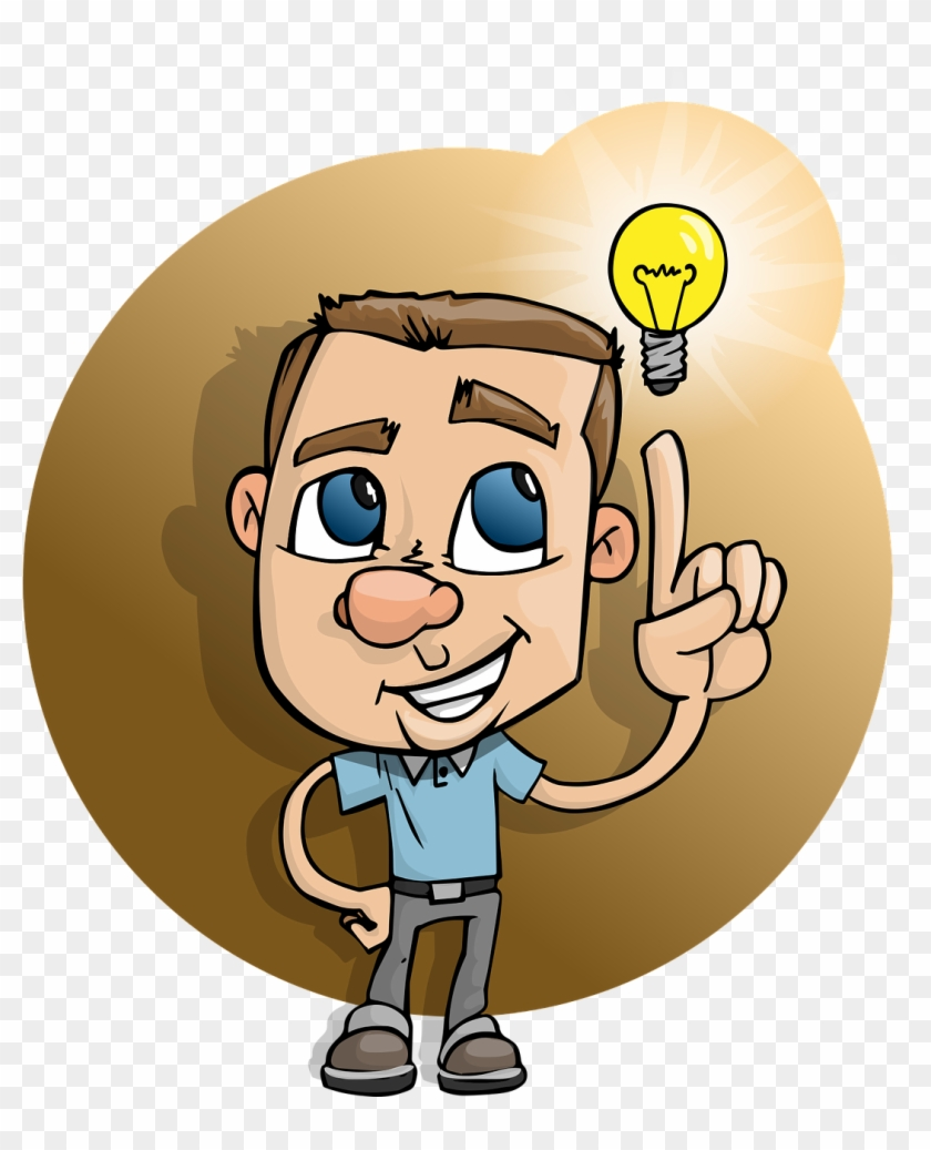 Hey, A Floating Light Bulb - Smart Idea #164420