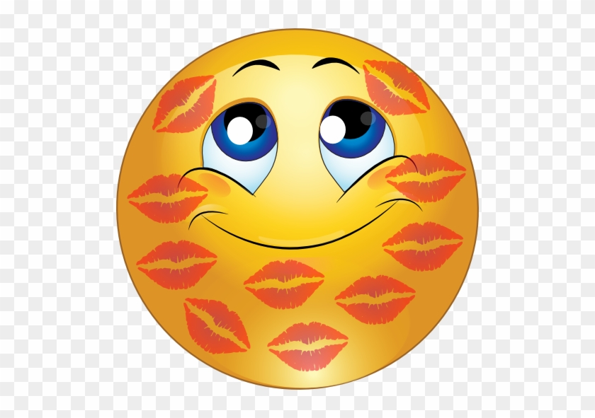 Smiley Faces Emoticons Kisses Clipart Kisses On Face Emoji Free
